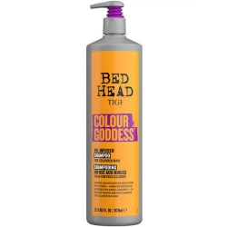 TIGI Bed Head Colour Combat Colour Goddess - Шампунь для окрашенных волос 970 мл
