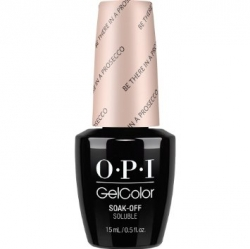 Opi GelColor There in a Proseco, - Гель-лак для ногтей, 15мл