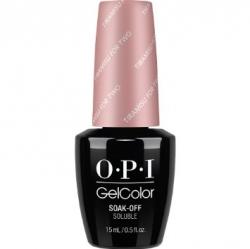 Opi GelColor Tiramisu for Two, - Гель-лак для ногтей, 15мл
