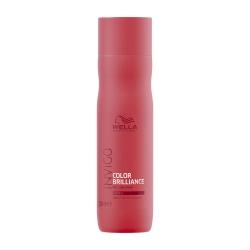 Wella Invigo Color Brilliance - Шампунь для защиты цвета окрашенных жестких волос  250 мл