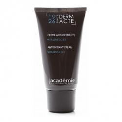 Academie Derm Acte Creme Anti-Oxidant - Крем-антиоксидант с витаминами С и Е, 50 мл