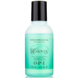 OPI Polish Remover - Жидкость для снятия лака с экстрактом алоэ для натуральных ногтей, 30 мл