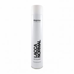 Kapous professional styling lacca - Лак аэрозольный нормальной фиксации 750 мл