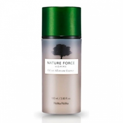 Holika Holika Nature Force Homme Oil-cut All In One Essence - Балансирующая эссенция для мужчин, 100 мл