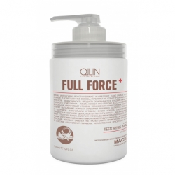 Ollin Full Force - Интенсивная восстанавливающая маска с маслом кокоса 650 мл