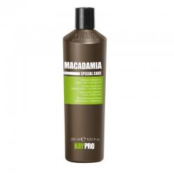 Kaypro Macadamia Special Care - Шампунь увлажняющий с маслом макадами, 350 мл