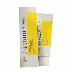 Deoproce Musevera Lipid Gamdong Zinc Vita Cream - Осветляющий крем на основе натуральных экстрактов, 50 мл