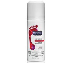 Footlogix Anti-Fungal Toe Tincture Spray - Защитное средство для ногтей, 50 мл