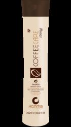 Honma Tokyo Coffee Care Strong - Бессолевой увлажняющий шампунь восстановление и защита, 1000 мл