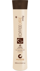Honma Tokyo Coffee Care Strong - Бессолевой увлажняющий шампунь восстановление и защита, 300 мл