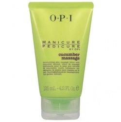OPI Manicure Pedicure Cucumber Lotion - Лосьон Крем массажный Огурец, 125 мл