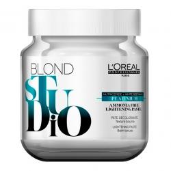 L'oreal professionnel blond studio: паста лореаль платиниум без аммиака, 500 гр