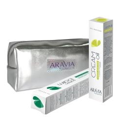 """Aravia Professional - Набор для рук и ног """"Активный уход"""" (в косметичке)"""