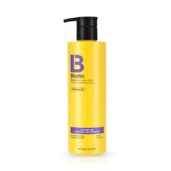 Holika Holika Biotin Damage Care Shampoo -  Шампунь для поврежденных волос, 400 мл