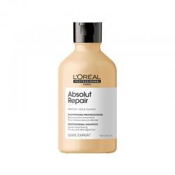 L'Oreal Professionnel Absolut Repair Gold Quinoa+Protein Shampoo РЕНО - Восстанавливающий шампунь для очень поврежденных волос, 1500 мл