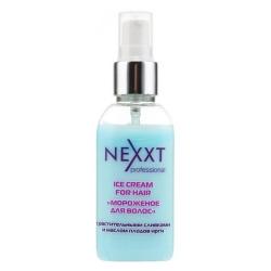 Nexxt Professional Ice Cream For Hair - Сливочный флюид, Мороженое для волос, 50 мл