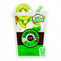 Mediheal Kiwi Apple Ade Mask - Маска для проблемной кожи лица с экстрактом киви и яблока, 25 мл