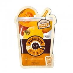 Mediheal Pumpkin Ade Mask - Маска для лица с экстрактом тыквы, 25 мл