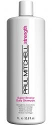 Paul Mitchell Super Strong Daily Shampoo - Шампунь для восстановления волос 1000 мл