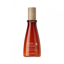 The Saem Chaga Anti-Wrinkle Emulsion - Эмульсия антивозрастная обогащенная с экстрактом чаги, 140 мл