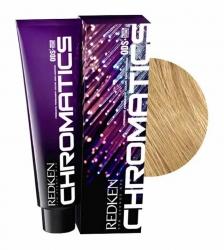 Redken Chromatics - Краска для волос без аммиака 10.3/10G золотистый 60мл