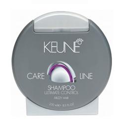Keune Care Line Ultimate Control Shampoo - Шампунь для кудрявых и непослушных волос 250 мл