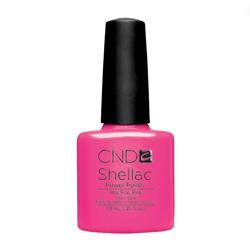 CND Shellac Гель-лак для ногтей №19 Hot Pop Pink 7,3 мл