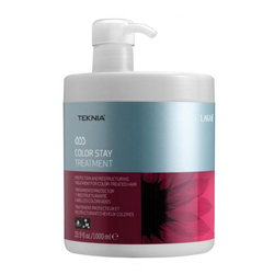 Lakme Teknia Color Stay Color stay treatment - средство сохраняющее цвет и восстанавливающее структуру волос 1000 мл