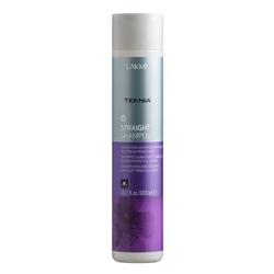 Lakme Teknia Straight shampoo - шампунь для гладкости волос с нарушенной структурой или химически выпрямленных волос 100 мл