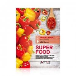 Eyenlip  Super Food Paprika Mask - Маска на тканевой основе с экстрактом паприки, 23 мл