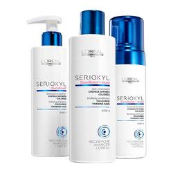 L'Oreal Professionnel Serioxyl: Сериоксил набор для окрашенных волос