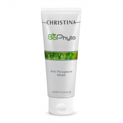 Christina Bio Phyto Anti Rougeurs Mask - Противокуперозная маска, 75 мл