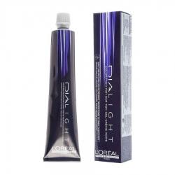 L'Oreal Professionnel Dialight - Краска для волос Диалайт 10.21 Молочный коктейль перламутровый сорбет 50 мл