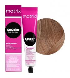 Matrix SoColor Pre-Bonded - Крем-краска перманентная Соколор Бьюти 9N очень светлый блондин 90 мл