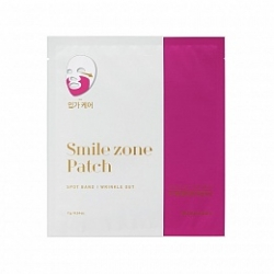Holika Holika Spot Band Smile Zone Patch - Маска для лица, для зоны носогубных складок, 7 г
