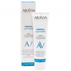 Aravia Laboratories Mineral Clay Mask - Маска мультиактивная с голубой глиной, 100 мл