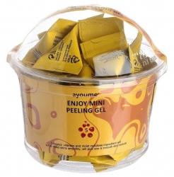 Ayoume Enjoy Mini Peeling Gel - Пилинг для лица Ягодный, 30 шт
