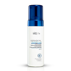 L'Oreal Professionnel Serioxyl Densifying Mousse for Natural Thinning Hair - уплотняющий мусс для натуральных волос,125 мл