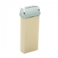 Beauty Image - Воск теплый Белый с маслом карите -для тела с тальком  (в кассетах), 110 мл/145г