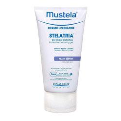 Mustela Bebe - Стелатрия гель очищающий защитный для интим гигиены, 150 мл