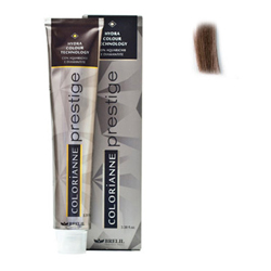 Brelil Крем-краска Colorianne Prestige 6/18 Темный блондин ледяной шоколад