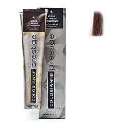Brelil Крем-краска Colorianne Prestige 6/38 Темный блондин шоколадно-ореховый