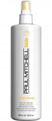 Paul Mitchell Kids Taming Spray - Спрей-кондиционер для непослушных волос для детей, 500 мл