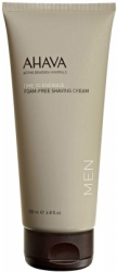 Ahava Time To Energize Foam-Free Shaving Cream - Крем для бритья без пены, 200 мл