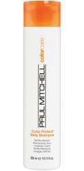 Paul Mitchell ColorCare Color Protect Daily Shampoo - Шампунь для защиты цвета, 300мл
