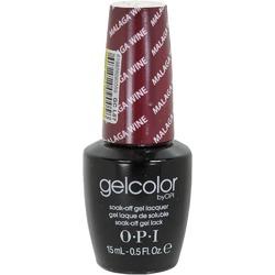 Opi GelColor Malaga Wine, - Гель-лак для ногтей, 15мл