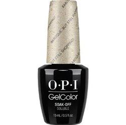 Opi GelColor Baroque Stll Shopping, - Гель-лак для ногтей, 15мл