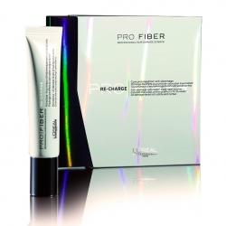 L'Oreal Pro Fiber Re-Charge - Средство для реактивации длительного восстановления волос 20 мл