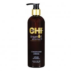 CHI Argan Oil - Кондиционер с экстрактом масла Арганы и дерева Моринга 355 мл