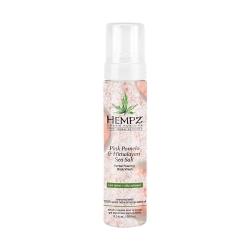 Hempz Pink Pomelo & Himalayan Sea Salt Herbal Foaming Body Wash - Гель-мусс для душа Помело и Гималайская соль, 250 мл